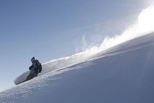 Sugar Bowl Ski Resort by: Preston Sierra