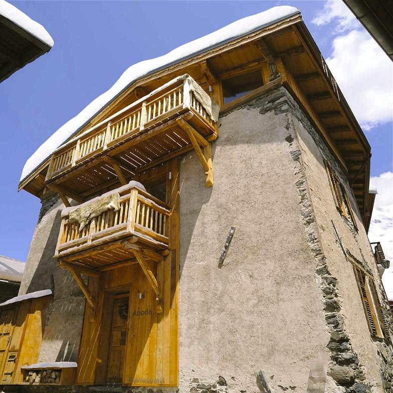 Chalet Abode, luxury farmhouse in St mArtin de Belleville