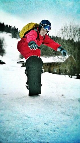 Slavsko Ski Resort by: Vasyl Дякун
