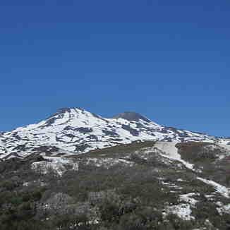 desde otro punto de vista, Nevados de Chillan