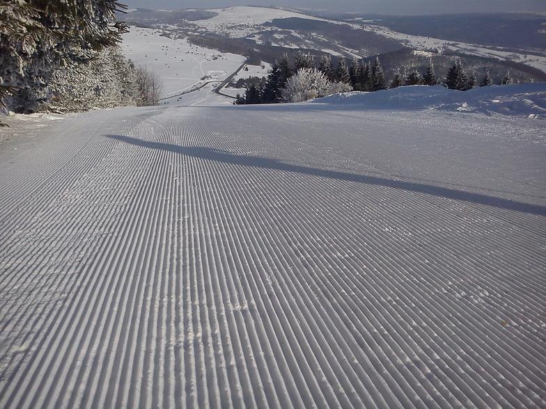 Bischofsheim an der Rhon snow