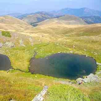 Салакови Езера, Karadjica