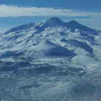 Gökyüzünden Erciyes, Erciyes Ski Resort