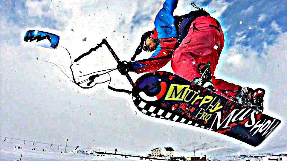 Erciyes Snowkite Fest2013, Erciyes Ski Resort