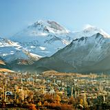 Erciyes Dağı , Turkey