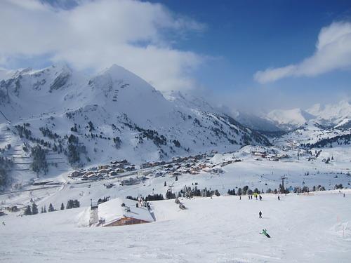 Obertauern Ski Resort by: Nicholas Durin