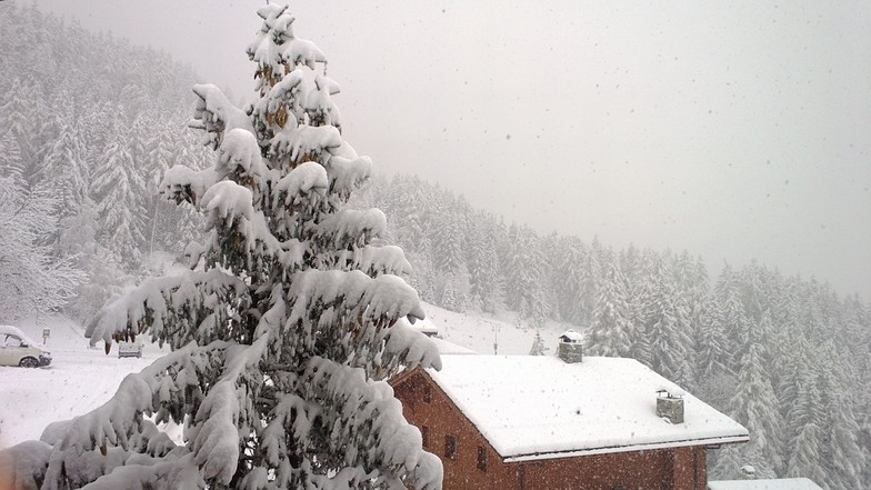 Winter is here!, Sainte Foy