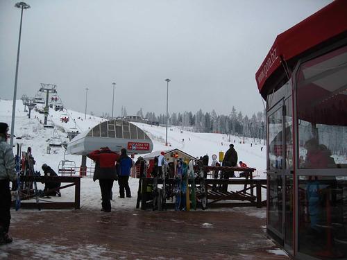 Igora Ski Resort by: M.Emin Zahidler