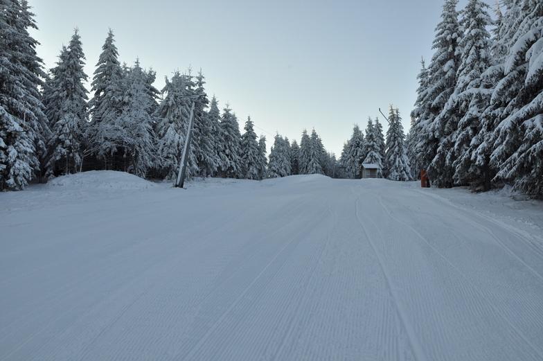 Telnice snow