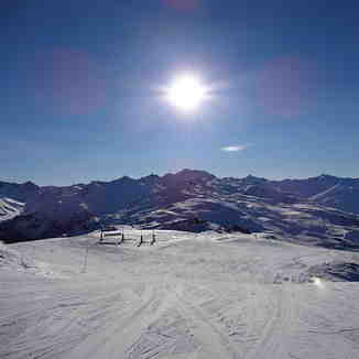 Bluebird!, Courchevel