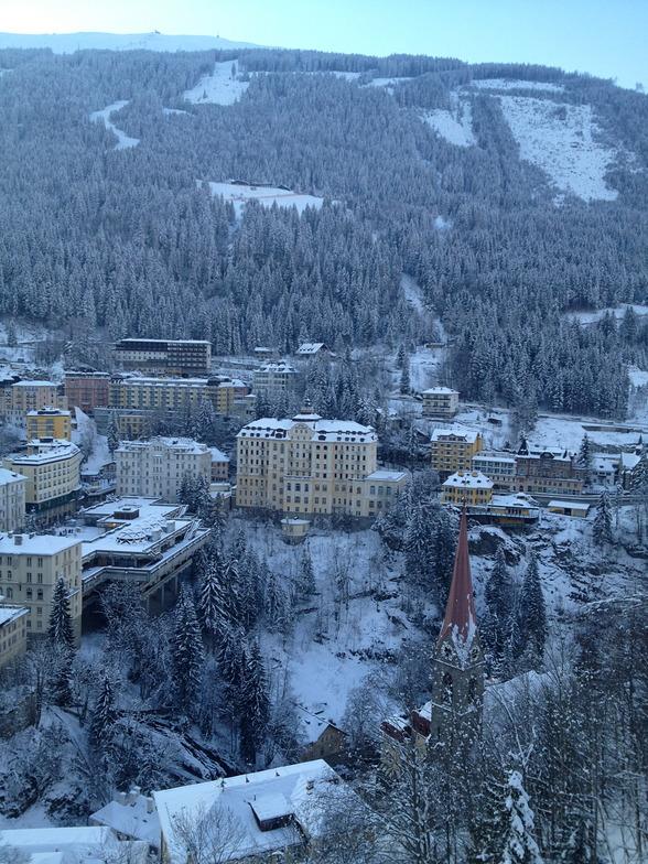 ski amade, Austria, Bad Gastein