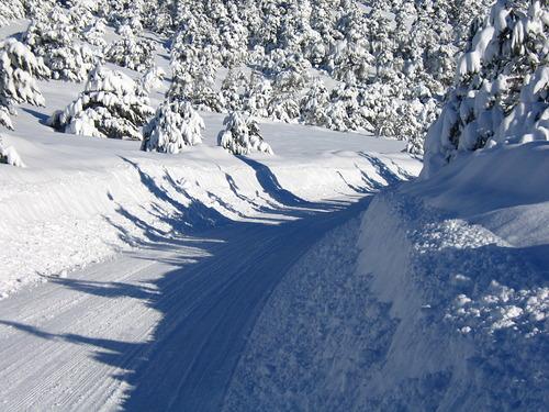 Gréolières Les Neiges Ski Resort by: will