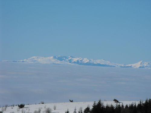 Besse Super Besse Ski Resort by: gadge