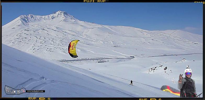Erciyes Snowkite, Erciyes Ski Resort