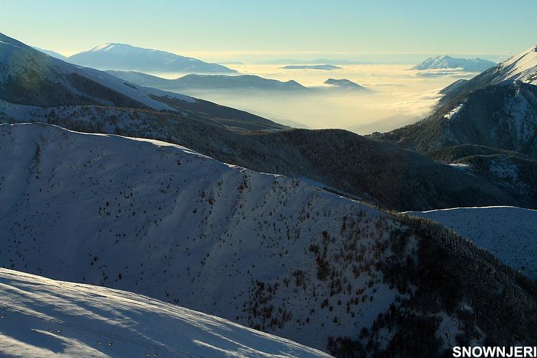 Heavenly mountains, Brezovica