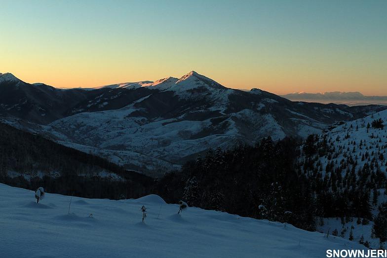 Paramount Pashallore mountain, Brezovica