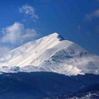 White Luboten 2498 m, Brezovica
