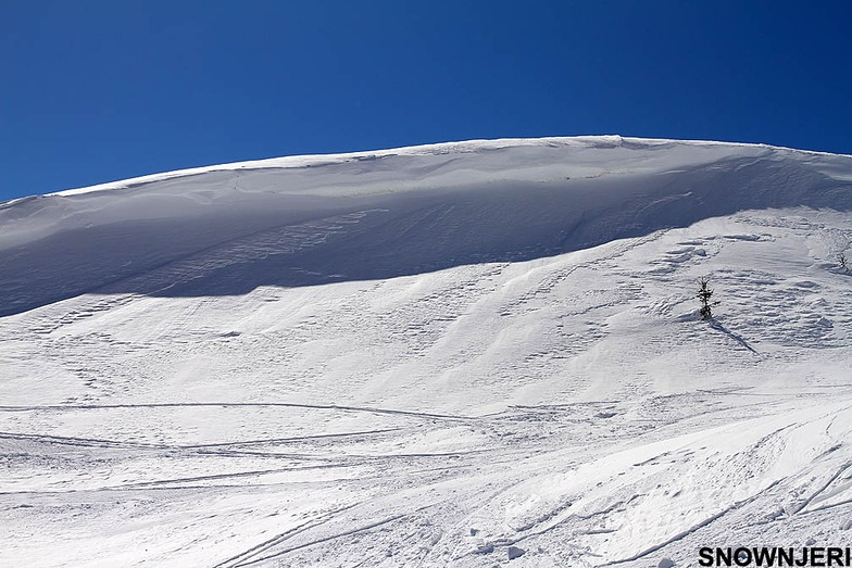 Sweet ridge, Popova Shapka