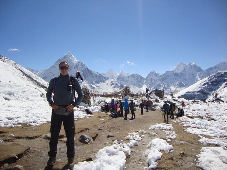 Bijan Abtahi, Mount Everest