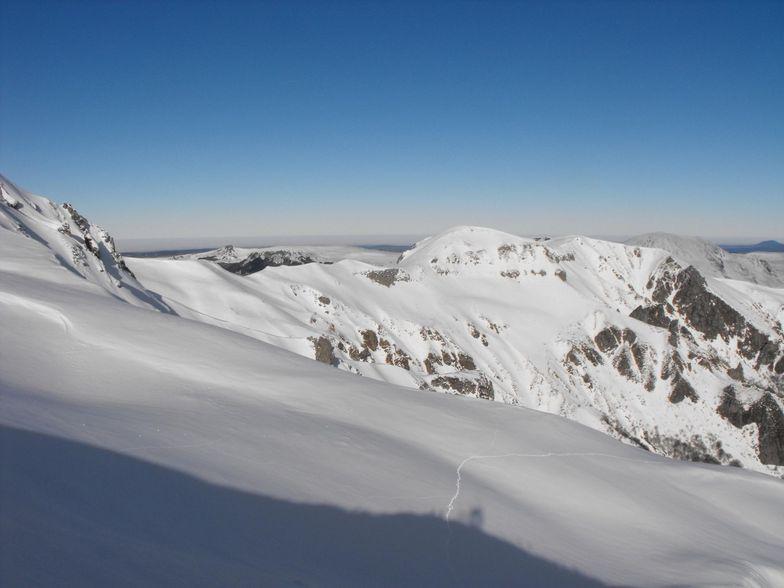 Le Mont Dore peak, Besse Super Besse