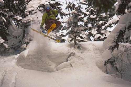 Asahidake Ski Resort by: Joel O'Rourke