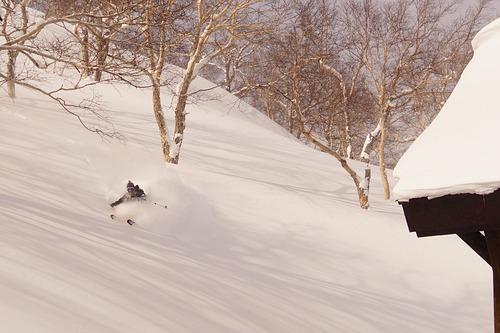 Kurodake Ski Resort by: Joel O'Rourke