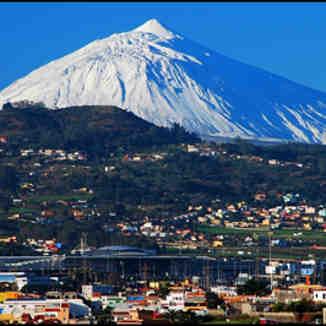 Teide February 2011, Mount Teide