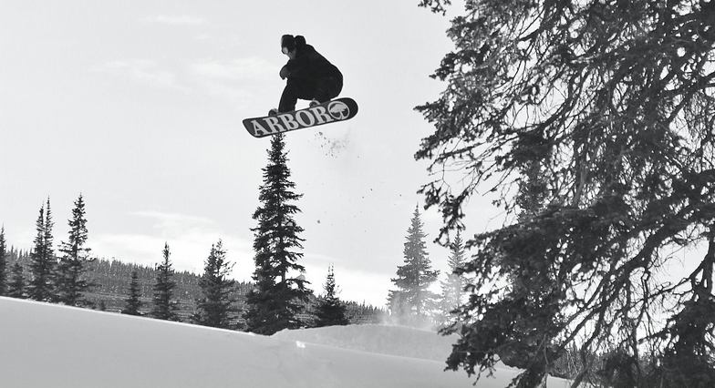 Getting some AIR, Powder King