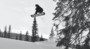 Getting some AIR, Powder King photo