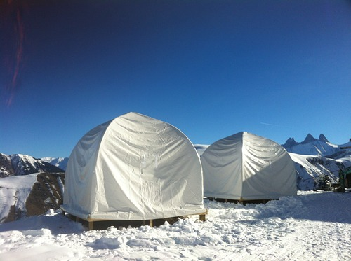 Saint-Sorlin d'Arves (Les Sybelles) Ski Resort by: sambuis xavier