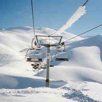 Faraya-Mzaar-middle-lift, Mzaar Ski Resort