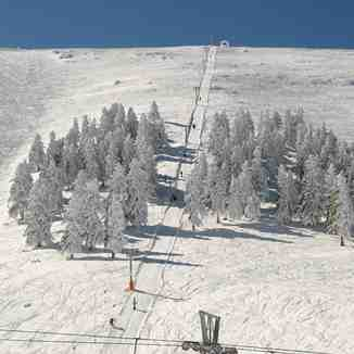 new snow, Kalavryta Ski Resort