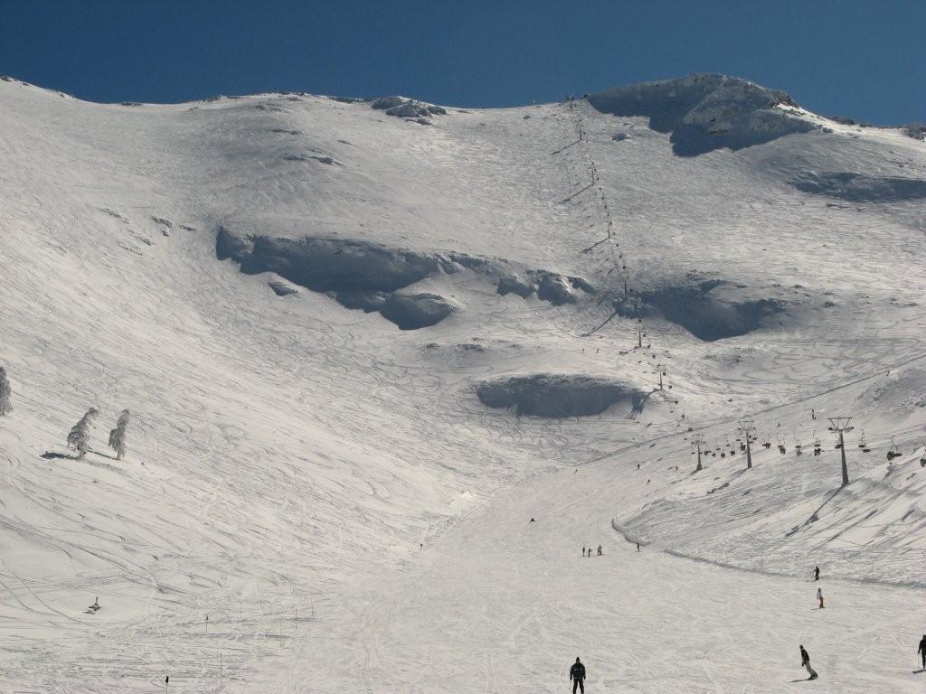 Styga, Kalavryta Ski Resort