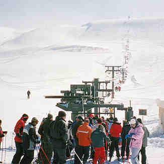 Faraya-Cabane-Nord, Mzaar Ski Resort