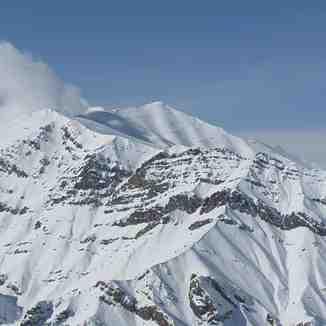 قله توچال از فراز دارآباد, Tochal