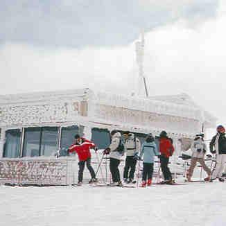 Faraya-JabalDib-top-of-lift, Mzaar Ski Resort