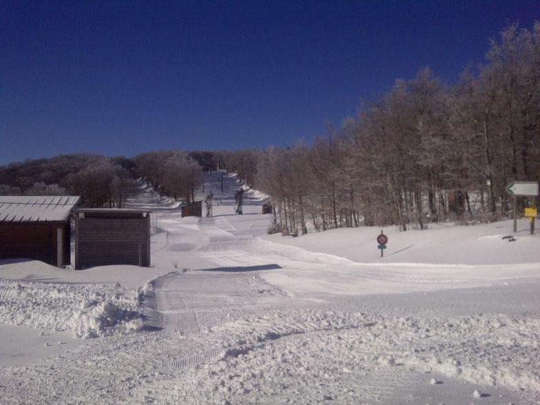 Prat Peyrot / Mont Aigoual snow