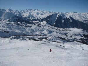 Albiez Montrond Domaine Skiable, Albiez-Montrond photo