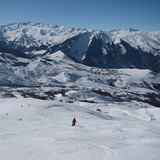 Albiez Montrond Domaine Skiable, France