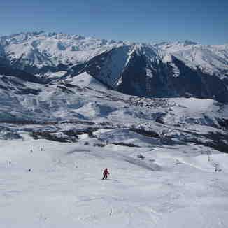 Albiez Montrond Domaine Skiable, Albiez-Montrond