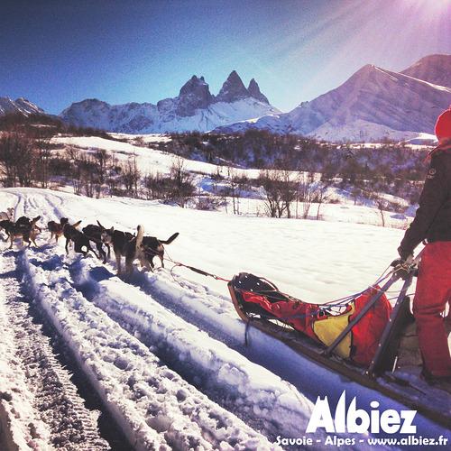 Albiez-Montrond Ski Resort by: OT Albiez