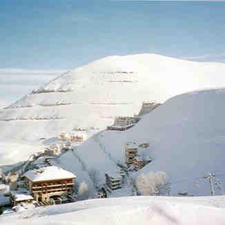 Faraya-Mzaar-Hotel, Mzaar Ski Resort