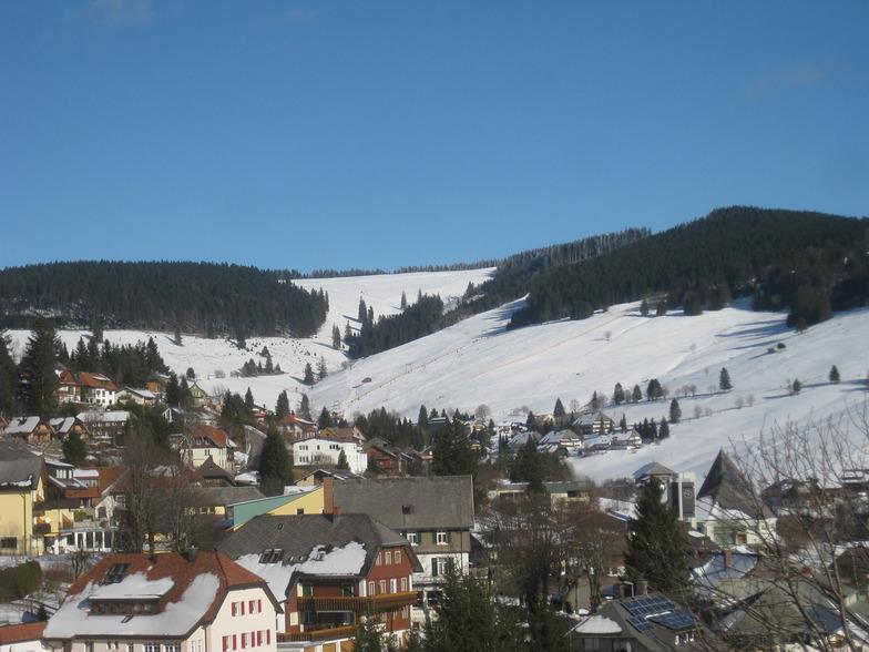 Todtnauberg snow