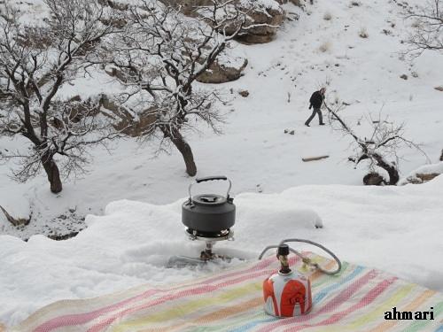 وسایل ابتکاری در اجاقهای کوهنوردی