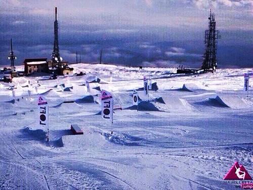 Passo Lanciano - Majelletta Ski Resort by: Francesco Iubatti