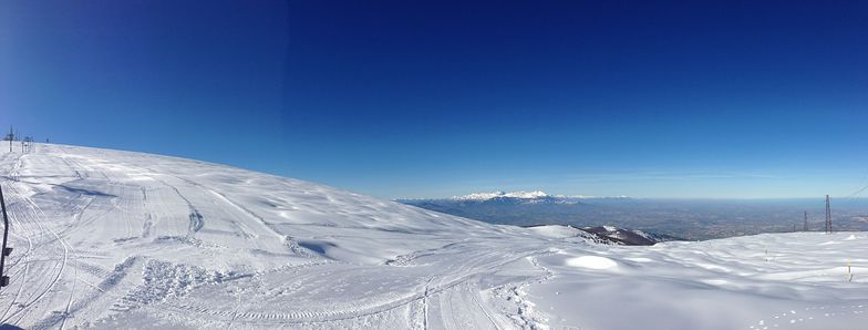 Panrama We Ski, Passo Lanciano - Majelletta