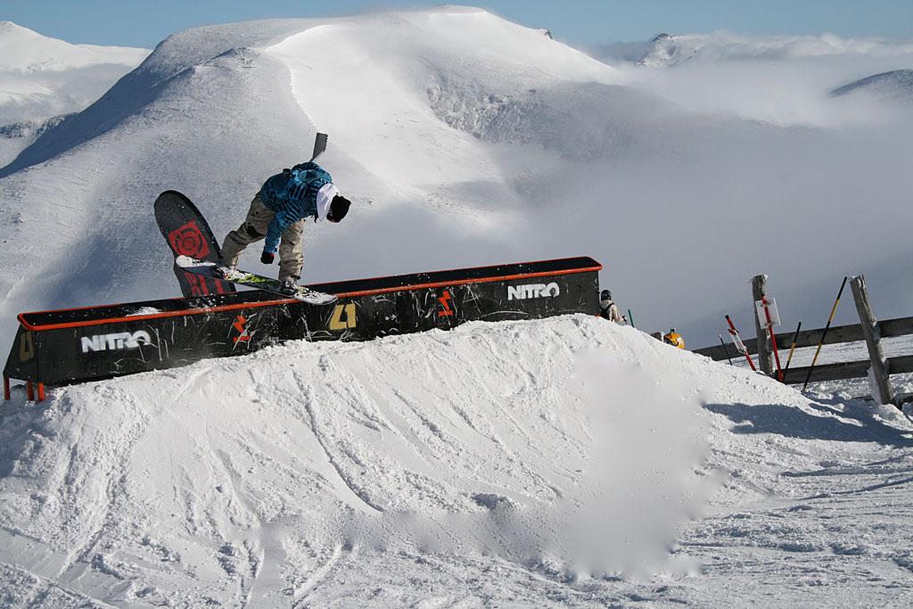 Snowpark Valgrande-Pajares