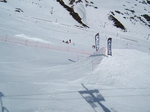 San-Isidro Ski Resort by: formigal formigal