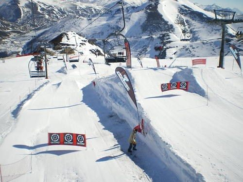 Snowpark-Nortparks, Valgrande-Pajares