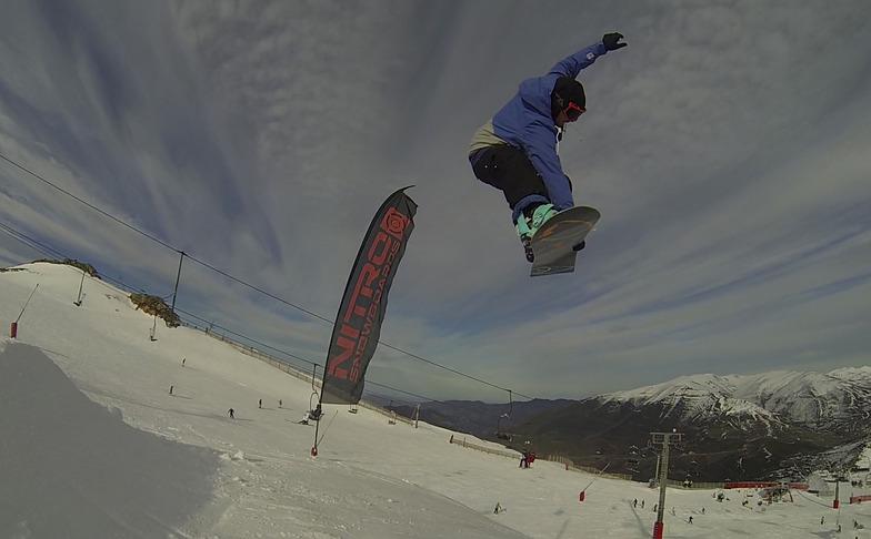 Snowpark Valgrande-Pajares-NORTPARKS-